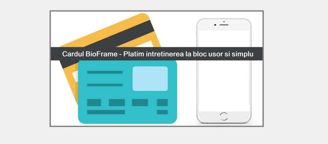 Cardul de locatar Bioframe